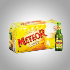Meteor lager 10x25cl