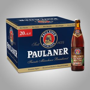 Paulaner Dunkel beer