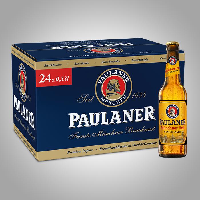 Paulaner Munich Beer Mini Keg, 5 L