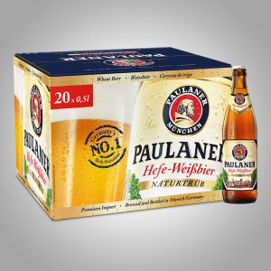 Paulaner Weissbier beer