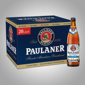 Paulaner non alcoholic beer